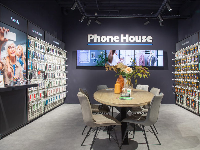 Phone house | FaberExposize